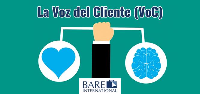 VoC - Voz del Cliente